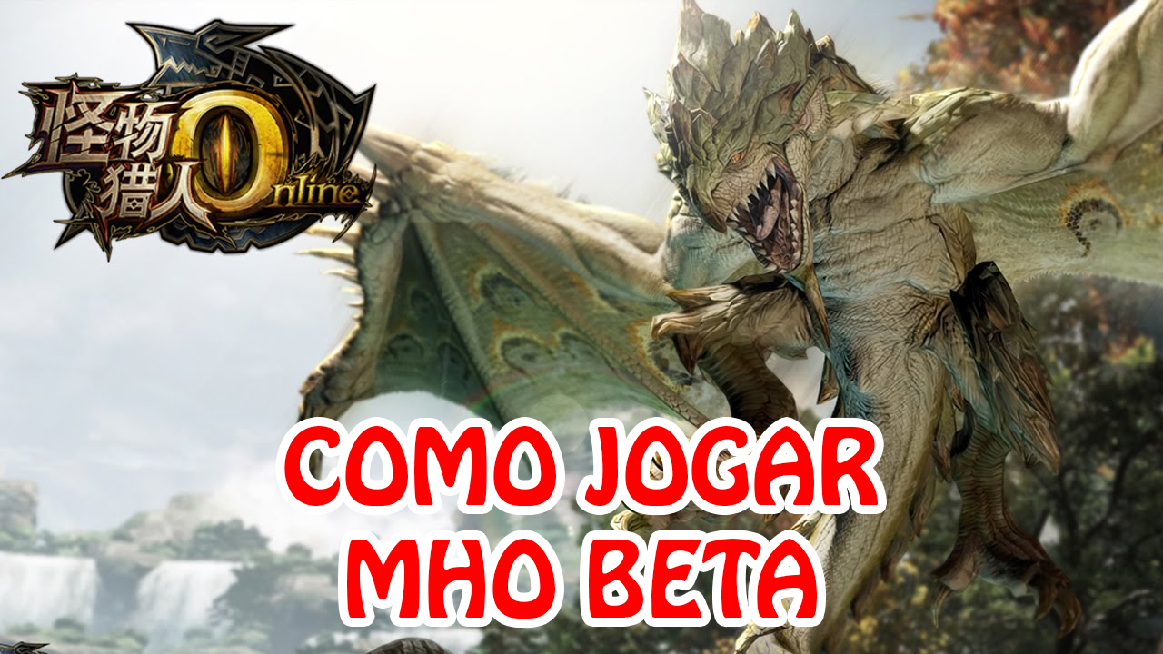 como-jogar-monster-hunter-online-beta